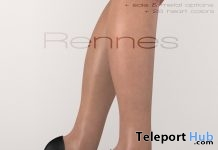 Rennes Heels Fatpack August 2019 Group Gift by Essenz - Teleport Hub - teleporthub.com
