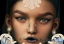 Ceriopora Eyes Applier For GENUS Head 10L Promo by La Malvada Mujer - Teleport Hub - teleporthub.com