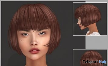 Keira Hair August 2019 Group Gift by KoKoLoReS- Teleport Hub - teleporthub.com