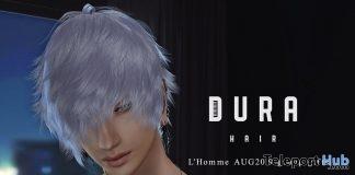 Unisex Hair L'HOMME Magazine August 2019 Group Gift by DURA Hair- Teleport Hub - teleporthub.com