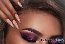 Eyeshadow Pack 001 For Genus Mesh Head August 2019 Group Gift by Tres Beau Makeup- Teleport Hub - teleporthub.com