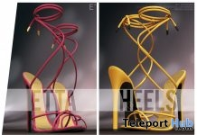 Etta Heels Fatpack August 2019 Group Gift by Enchante' - Teleport Hub - teleporthub.com