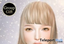 Skin Applier Honey Tone 003 August 2019 Group Gift by Clavis - Teleport Hub - teleporthub.com