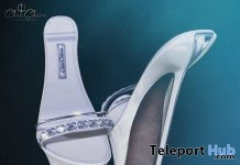 Dita White Special Edition August 2019 Gift by ChicChica- Teleport Hub - teleporthub.com