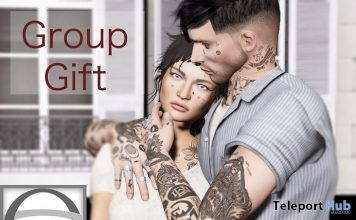 Alright Couple Pose August 2019 Group Gift by e.posEd.- Teleport Hub - teleporthub.com