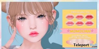 Bunny Bunny Blusher August 2019 Group Gift by MOMOCHUU - Teleport Hub - teleporthub.com