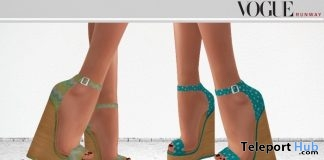 Summer Wedges August 2019 Gift by Vogue Runway- Teleport Hub - teleporthub.com