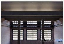 Industrial Loft August 2019 Group Gift by Your Dreams - Teleport Hub #secondlife #freebies #slfreebies