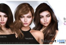Dakota, Waleria, & Sibyl Skin Appliers Fatpack 10th Anniversary Group Gift by Essences - Teleport Hub - teleporthub.com