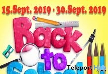 Back To School Hunt 2019 - Teleport Hub - teleporthub.com