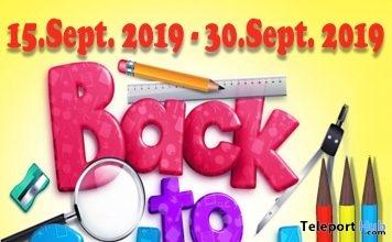 Back To School Hunt 2019- Teleport Hub - teleporthub.com