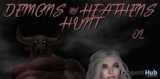 Mischievous Mayhem's Demons & Heathens Hunt 2019- Teleport Hub - teleporthub.com