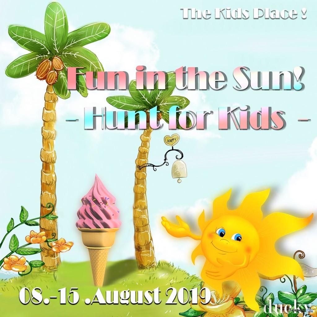 Fun In The Sun Hunt 2019- Teleport Hub - teleporthub.com