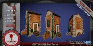 House Full Perm 1L Promo Gift by EFE DESIGN - Teleport Hub - teleporthub.com