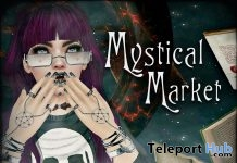 Mystical Market 2019- Teleport Hub - teleporthub.com