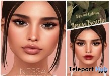 Nessa Bento Shape For Genus Head Baby Face August 2019 Group Gift by Amuse Bouche - Teleport Hub - teleporthub.com