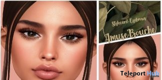 Nessa Bento Shape For Genus Head Baby Face August 2019 Group Gift by Amuse Bouche- Teleport Hub - teleporthub.com