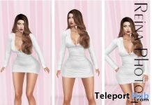 Pack of Feminine Poses SF0043 August 2019 Group Gift by Reina Photography- Teleport Hub - teleporthub.com