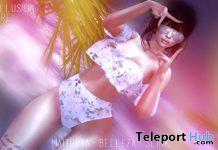 Summer Flower Bikini September 2019 Gift by Silenceillusion Store- Teleport Hub - teleporthub.com