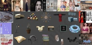 Several 5th Anniversary Gifts At Uber Event July 2019 by Various Designers- Teleport Hub - teleporthub.com