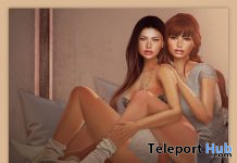 I Got You Pose September 2019 Group Gift by Diversion - Teleport Hub - teleporthub.com