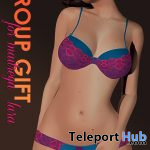 Undies September 2019 Group Gift by MAAI - Teleport Hub - teleporthub.com