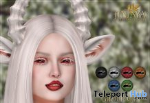 Goat Mesh Eyes & Omega Applier September 2019 Group Gift by ANTAYA - Teleport Hub - teleporthub.com