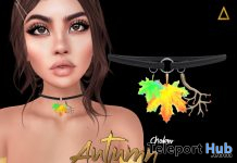 Autumn Choker 10L Promo by AseRiz - Teleport Hub - teleporthub.com
