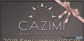 Nail Appliers September 2019 Group Gift by CAZIMI- Teleport Hub - teleporthub.com
