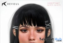 Doja Skin Pack & Appliers September 2019 Group Gift by REVOUL- Teleport Hub - teleporthub.com