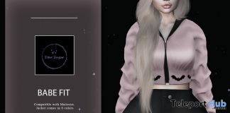 Babe Fit Outfit September 2019 Group Gift by Star Sugar- Teleport Hub - teleporthub.com
