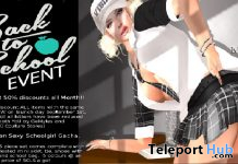 YoU's Back to School Event 2019 - Teleport Hub - teleporthub.com