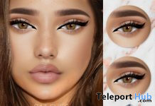 Cat Eyes Applier for Genus Mesh Head September 2019 Group Gift by Amuse Bouche - Teleport Hub - teleporthub.com
