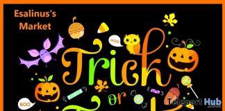 Trick or Treat 2019 Event at Esalinus Market- Teleport Hub - teleporthub.com