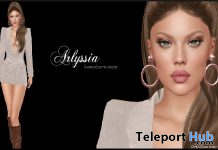 Arlyssia Shape For GENUS Classic September 2019 Group Gift by [woman] Bento Shapes - Teleport Hub - teleporthub.com