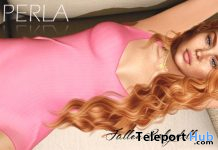 Fallen Dress 1L Promo Gift by LA PERLA - Teleport Hub - teleporthub.com