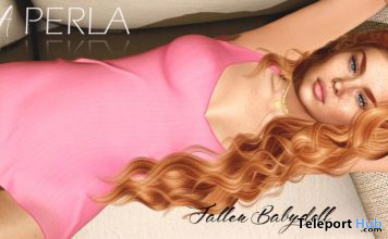 Fallen Dress 1L Promo Gift by LA PERLA- Teleport Hub - teleporthub.com