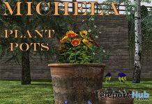 Michela Plant Pots September 2019 Group Gift by Quality Gardens- Teleport Hub - teleporthub.com