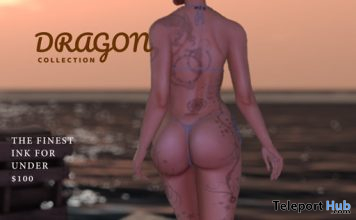 A Wish Body Tattoo 20L Promo by Hoogendijk - Teleport Hub - teleporthub.com