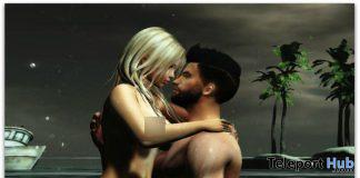 Lover's Gaze Couple Pose September 2019 Group Gift by Something Erotic- Teleport Hub - teleporthub.com