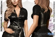Monomaniac Mini Romper September 2019 Group Gift by MONOMANIA - Teleport Hub - teleporthub.com