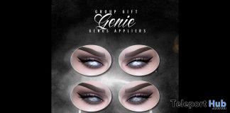 Genie Eyes Applier For Genus Mesh Head September 2019 Group Gift by Apothic- Teleport Hub - teleporthub.com