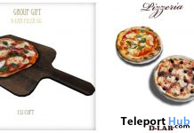 Pizza September 2019 Group Gift by D-LAB - Teleport Hub - teleporthub.com
