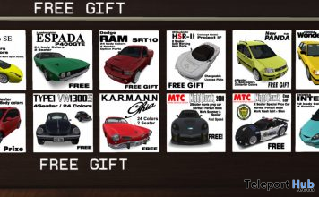 Several Car Gifts by Movita Import Cars- Teleport Hub - teleporthub.com