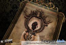 Burning Gaze Skull Costume October 2019 Group Gift by [DK]scripts - Teleport Hub - teleporthub.com