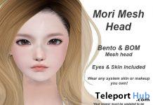 Mori Mesh Head 50L Promo by Xuxu- Teleport Hub - teleporthub.com