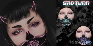 Halloween Makeup v.II 10L Promo by SADTURN- Teleport Hub - teleporthub.com