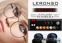 Panorera Sunglasses October 2019 Group Gift by LERONSO skins- Teleport Hub - teleporthub.com