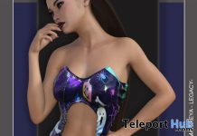 Halloween Outfit October 2019 Group Gift by Supernatural- Teleport Hub - teleporthub.com