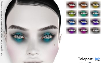 Zeni Eye Makeup October 2019 Gift by Zibska - Teleport Hub - teleporthub.com